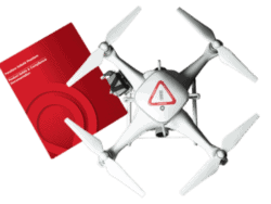 SafeAir Phantom Drone